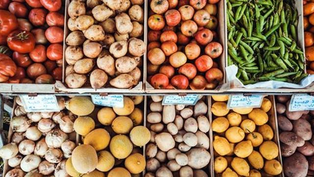 Cene voća i povrća više nego prošle godine