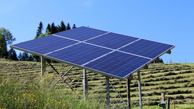 Upotreba solarnih panela u navodnjavanju