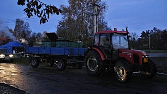 Uzroci saobraćajnih nesreća za vreme poljskih radova
