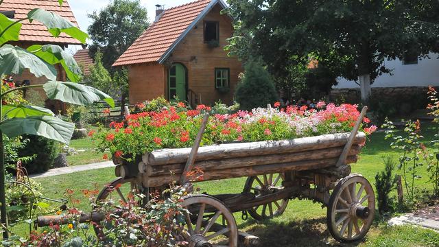 Seoski turizam - porodični biznis na Rudnu
