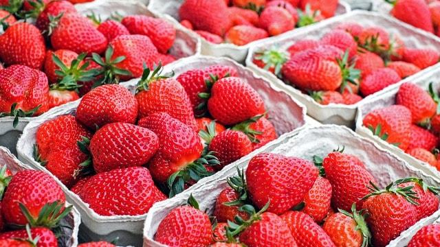 Sorta jagode Klery ima najbolju cenu na tržištu - © Pixabay