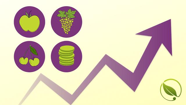 Cene voća za period 25-29.01.2019.