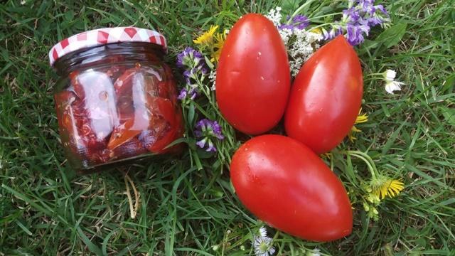 Sušeni paradajz prava atrakcija: Tek kad su prodali sve, kupci tražili još
