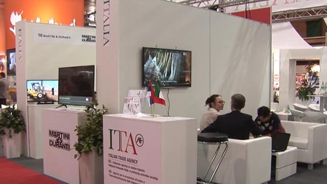 Sedmo uzastopno učešće Italije na Poljoprivrednom sajmu u Novom Sadu