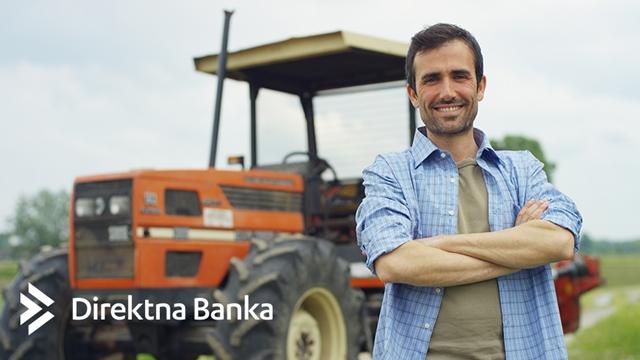 Proširena ponuda Agro kredita Direktne Banke na Poljoprivrednom sajmu u Novom Sadu