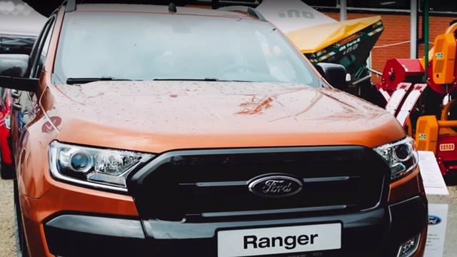 Terensko vozilo za prave poljoprivrednike