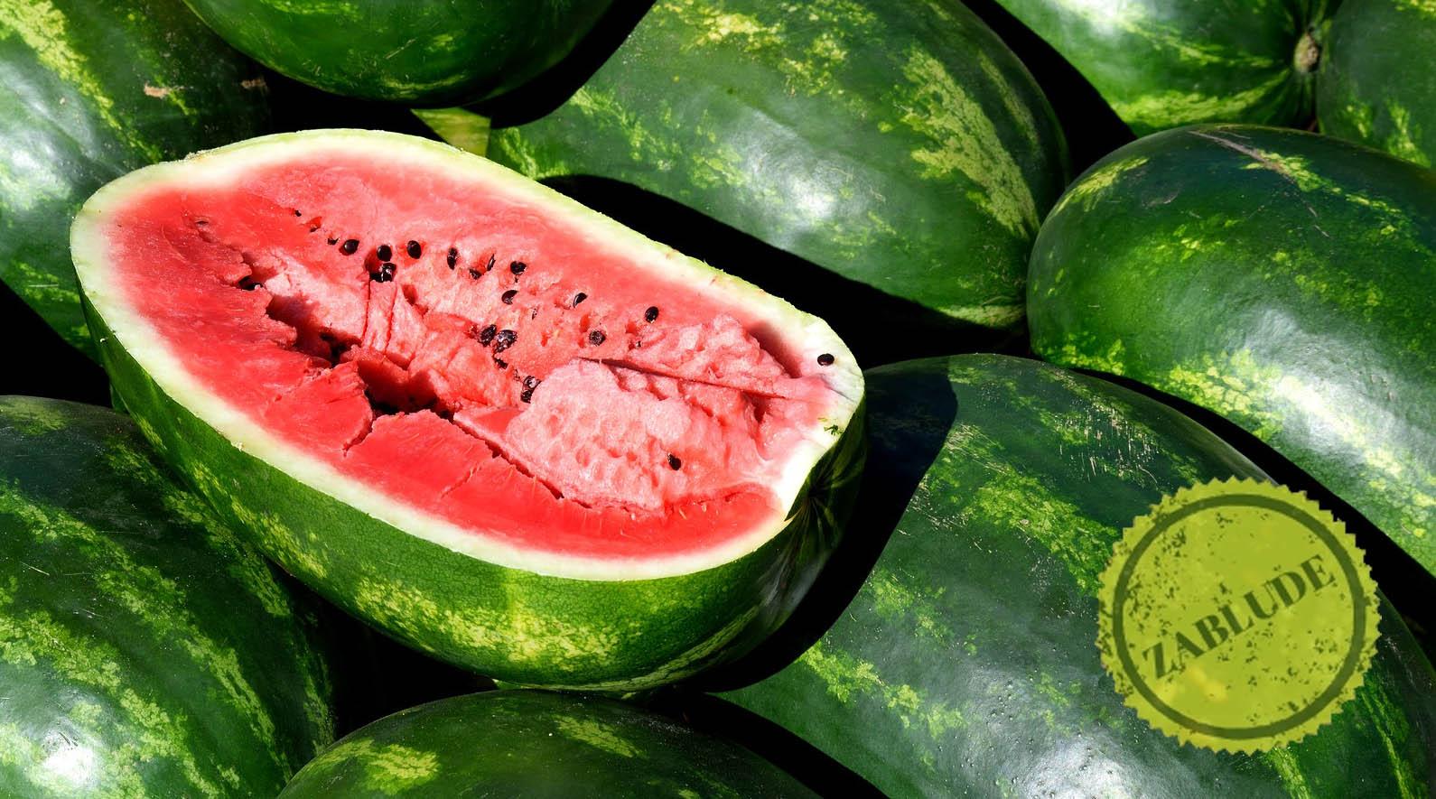 Zablude: Kada je lubenica zrela?