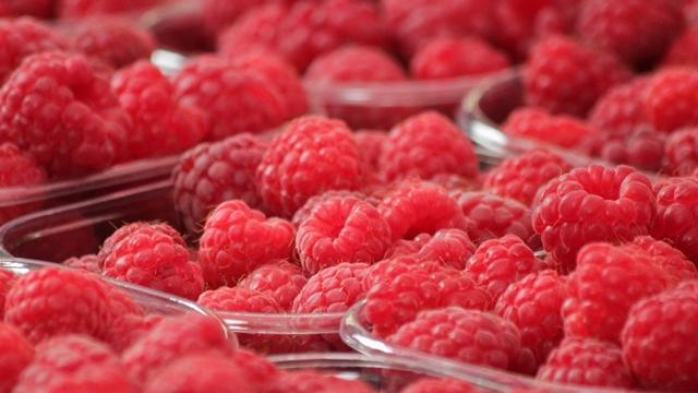 Pakovanje malina: Kvalitet plodova određuje klasu