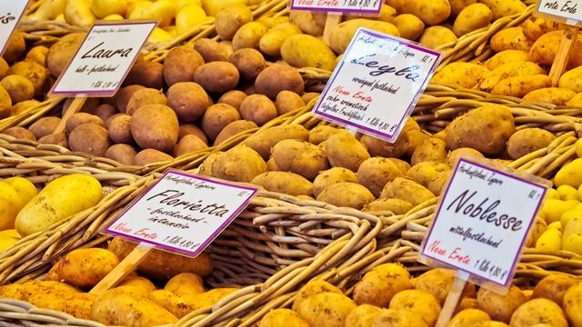 Protiv jeftinog krompira iz uvoza, domaći nema nikakve šanse