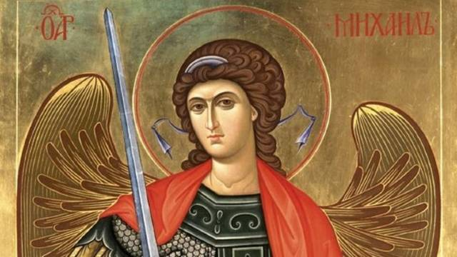 Sveti Arhangel Mihailo - vođa nebeske vojske i čuvar pravoslavne vere