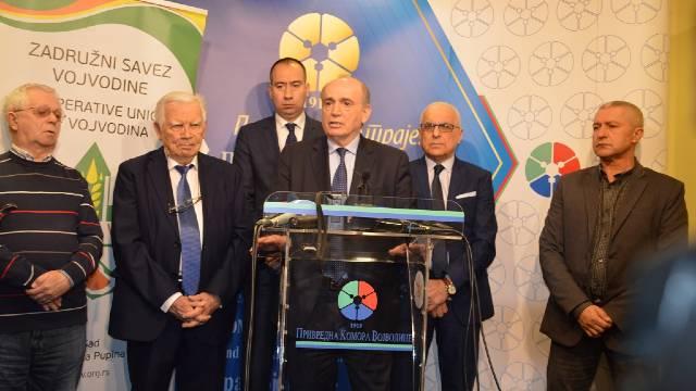Održana konferencija Zadružnog saveza Vojvodine