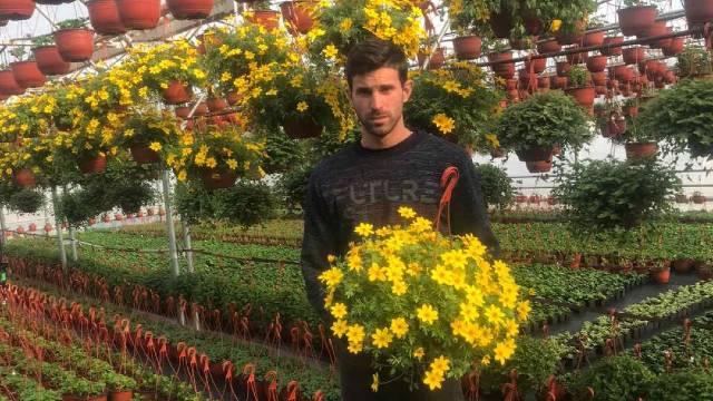 Mladi kuvar Nikola Joković odlučio: Cvećarstvo iznad kulinarstva