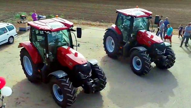 Mašine za poljoprivrednu proizvodnju - © Agromedia