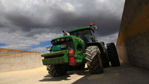 Traktor © Pixabay