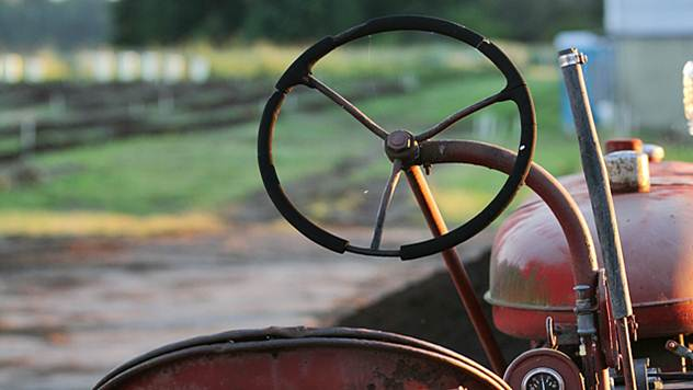 Prastara mehanizacija © Pixabay