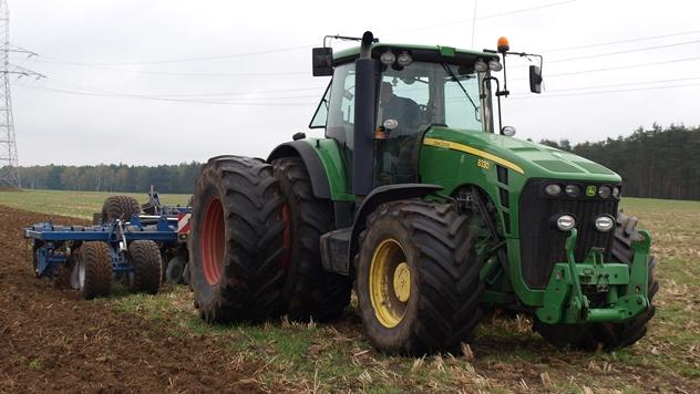 Ilustracija: Nov traktor - © Pixabay