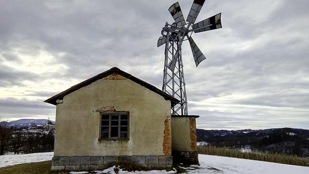 Prvi je sagradio vetrenjaču u kolubarskom krajui - © Agromedia