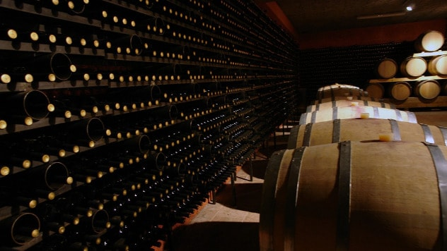 Podrum za dozrevanje vina - ©Pixabay