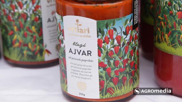 Ajvar, Vrtlari © Agromedia