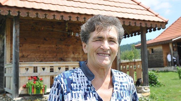 Miljana na Sajmu seoskog turizma u Rudnu
