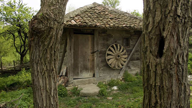 Očuvana vodenica u Bistrici - © Foto: Turistička organizacija opštine Petrovac na Mlavi