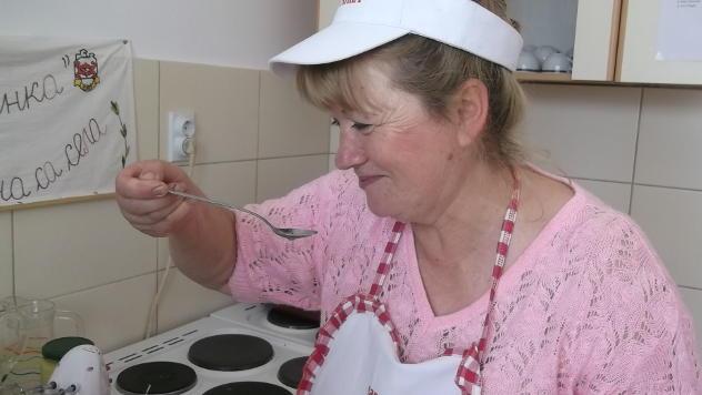 Članica udruženja žena Temštanka - © Foto: Gordana Simonović Veljković