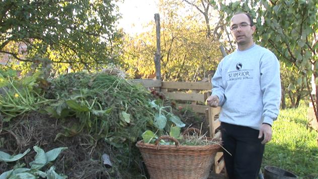 dipl. inž. Vladimir Milutinović o kompostiranju - @Agromedia