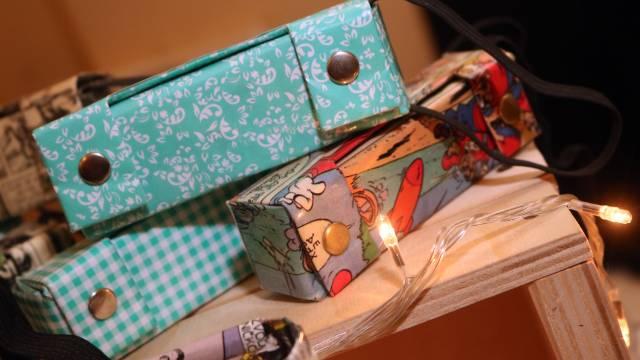 Apciklaža - od tetrapak ambalaže do upečatljivog novčanika - © Tanja P. Agromedia