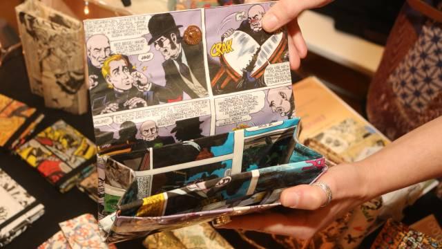 Apciklaža - od tetrapak ambalaže do upečatljivog novčanika - © Tanja P.Agromedia