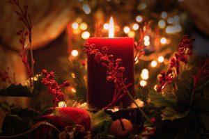 Božična sveća © Pixabay