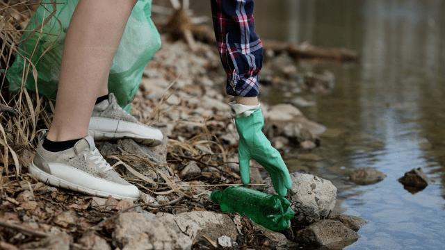 Čišćenje otpada