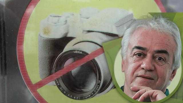 Zabranjeno slikanje