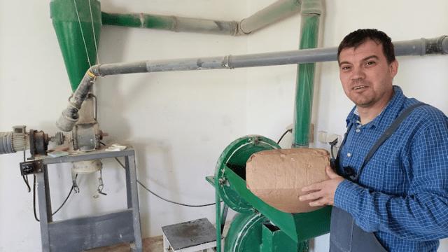 Proizvodnja brašna od sirka