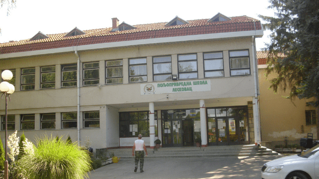 Agricultural school in Leskovac