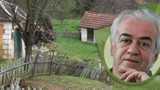 Srpska sela puna praznih kuća
