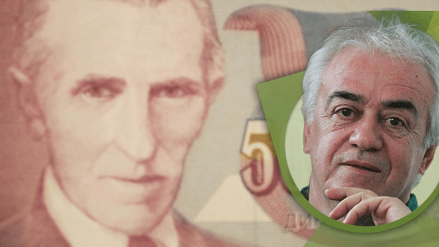 Nikola Tesla novčanica
